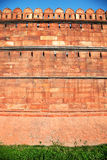 Red Fort of New Delhi Royalty Free Stock Photos