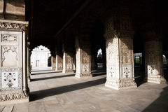 Red Fort of New Delhi Stock Photo