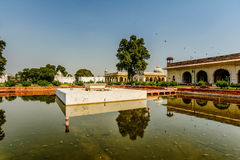 Red Fort in New Delhi Stock Images