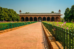 Red Fort in New Delhi Royalty Free Stock Image