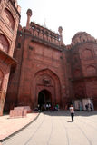 Red Fort, New Delhi, India Royalty Free Stock Photography