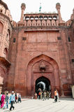 Red Fort in New Delhi, India Royalty Free Stock Image