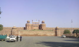 Red Fort Stock Photos