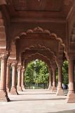 Red Fort in Old Delhi, India Royalty Free Stock Images