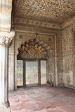 The Red Fort wall decoration Royalty Free Stock Image