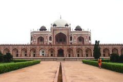 The Red Fort Royalty Free Stock Photos
