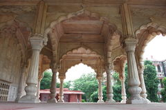 The Red Fort Royalty Free Stock Photo