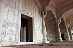 The Red Fort Royalty Free Stock Photography