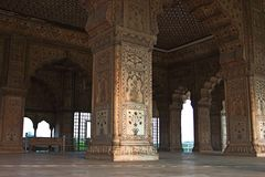The Red Fort Stock Photography