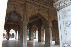 The Red Fort Stock Image