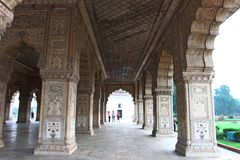 The Red Fort Royalty Free Stock Images