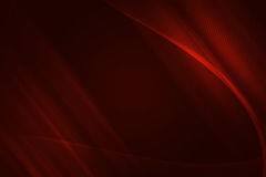 Red fractal background Royalty Free Stock Photography