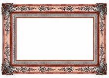 Red frame Stock Photos