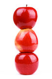 Red Fresh Apple Royalty Free Stock Photography