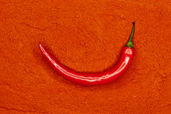 Free Red Fresh Chili Pepper Royalty Free Stock Photography - 23614907