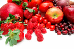 Red Fruit Stock Image