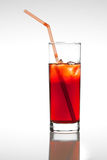 Red fruit juice Royalty Free Stock Photos