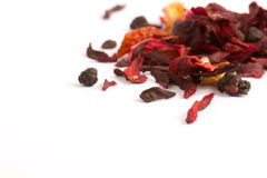 Red fruit tea Stock Photos