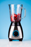 Red Fruits Smoothie Stock Photography