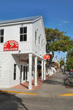 Red Garter Saloon, Key West Florida. Image of the Red garter Saloon in Key West Florida Stock Image