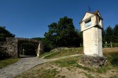 Rotes Tor & Spitz an der Donau, Wachau, Austria royalty free stock photography