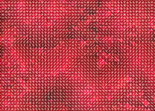 Red Geometric background with wire frame. Pink & Red based geometric design. Great color for valentines & romantic designs as well as Christmas and almost Vector Illustration