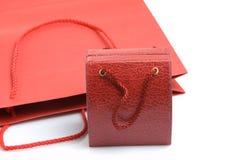 Free Red Gift Box Stock Photo - 12648360