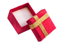 Free Red Gift Box Stock Photography - 16866902