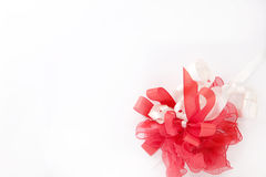 Red Gift looping Royalty Free Stock Images