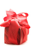 Red gifts Stock Photography