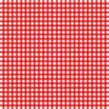 Red gingham design. Illustration of red gingham design Stock Image