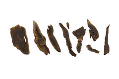 Red ginseng Royalty Free Stock Images