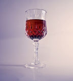 Red Glass Stock Photos