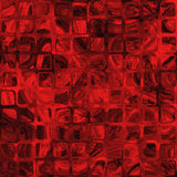 Red glass background Royalty Free Stock Images