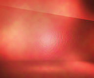 Red Glass Stage Background Royalty Free Stock Photos