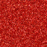 Red Glitter Royalty Free Stock Photography