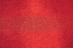 Red glitter background Royalty Free Stock Image