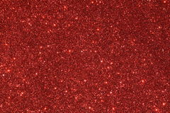 Red glitter background. Red sparkly background sheet for Christmas. Lots of uses royalty free stock photo