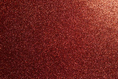 Red glitter Stock Photography
