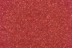 Red glitter texture abstract background Stock Photos