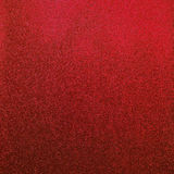 Red glitter texture Royalty Free Stock Image