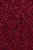 Red glitter texture background Royalty Free Stock Images