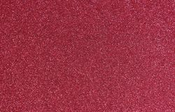 Red glitter texture for background royalty free stock photography