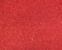 Red glitter texture christmas background. Red glitter texture christmas abstract background Royalty Free Stock Photos