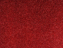 Red glittery Christmas or festive background Royalty Free Stock Photo