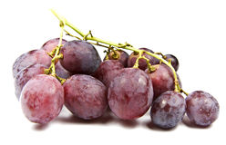 Red Globe grapes Royalty Free Stock Photography