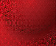 Red Glow Atlas Seamless Wallpaper Royalty Free Stock Images