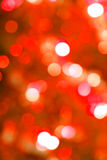 Red glow light blur Royalty Free Stock Photos