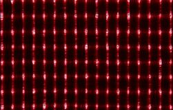 Red Glowing Dots Royalty Free Stock Image