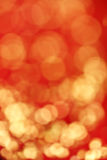 Red and gold blur Royalty Free Stock Image